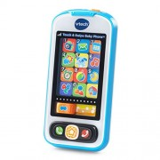 BAYSHORELLP VTech Touch and Swipe Baby Phone, Blue