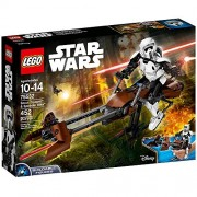 LEGO Star Wars Scout Trooper & Speeder Bike 75532 Building Kit