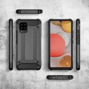 Capa Bolsa FORCELL Carbono para LG K8 2017