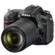 Nikon D7200 hus + AF-S DX 18-140/3,5-5,6 G ED VR