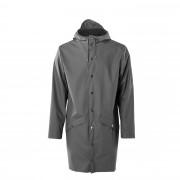 Rains Long Jacket Regenjas XXS/XS charcoal