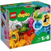 Конструктор Лего Дупло - Забавни творби - LEGO DUPLO Creative Play, 10865