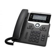 Cisco IP Phone 7841 - Téléphone VoIP - SIP, SRTP - 4 lignes