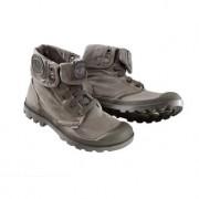 Palladium Canvas-Boots, 37 - Grau