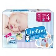FRALDA LOVE CHELINO T4 (9 - 15 kg) BOLSA DE 34 UND.
