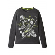 bpc bonprix collection Långärmad t-shirt med coolt tryck