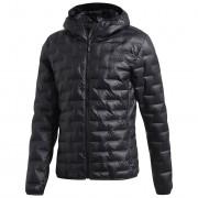 Geacă bărbați Adidas Light Down Ho Dimensiuni: S-M / Culoarea: negru