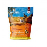 Addiction Outback Kangaroo Feast Raw Dehydrated Dog Food, 2-lb box (makes up to 9 lbs of food)