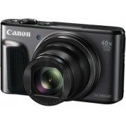 Aparat Foto Digital Canon PowerShot SX720 HS, 20.3MP, Filmare Full HD, Zoom optic 40x (Negru)