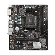 MSI A320M-A PRO MAX Desktop Motherboard - AMD Chipset - Socket AM4