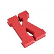 MikaMax Chocoladeletter mallen - siliconen mal - K