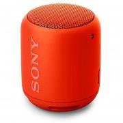 Bocina Sony SRS-XB10/RC Bluetooth Inalámbrica Portátil Roja