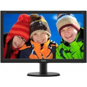 "PHILIPS 23.8"" V-line 240V5QDSB/00 LED monitor"