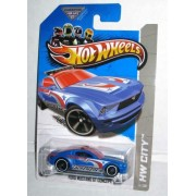 2013 Hot Wheels Hw City Treasure Hunt - Ford Mustang GT Concept