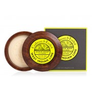 Crabtree & Evelyn - West Indian Lime Shave Soap In A Bowl 100g
