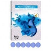Candela tip pastila parfumata antitabac 6/set