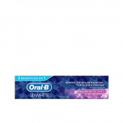 Oral-b 3D WHITE blancura revitalizante pasta dentífrica 75 ml