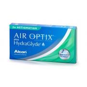 Alcon Air Optix Plus Hydraglyde for Astigmatism Linser