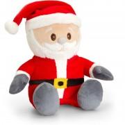 Christmas Pals Mos Craciun de plus Keel Toys, 20 cm, 3 ani+