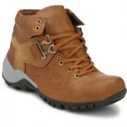 Lee Peeter Men's Tan Ankle Boot