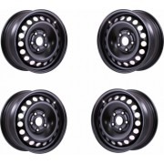 Set 4 jante otel OPEL Astra H 2004-2009 6.5Jx16 H2 ET 37 5X110