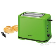 Prajitor de paine Bomann TA1577, verde