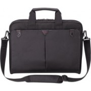 Targus Classic Top Loader Carry Case for 14.1 inch Laptop(Black)