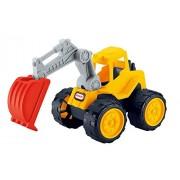 PRINCE ENTERPRICE Imagi Wheels - Free Wheel Construction Truck - Sand Excavator (Large)