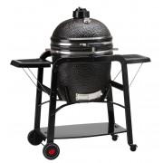 Керамично барбекю на дървени въглища Landmann 125х131х72 см