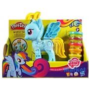 Hasbro Play-Doh: Én kicsi pónim - Rainbow Dash gyurmakészlet (B0011)