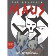 The Complete Maus: A Survivor's Tale, Hardcover