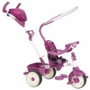 Tricicleta Sport 4In1 (Roz Cu Alb) Little Tikes