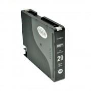 Canon Cartucho de tinta para CANON 4870B001 / PGI-29 DGY gris compatible (marca ASC)