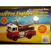 Bubbles of Fun Bubble Fire Engine
