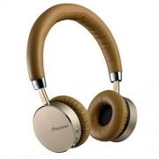 Pioneer Auriculares Bluetooth SE-MJ561BT Marrón