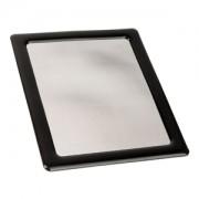 Filtru de praf DEMCiflex CPU Side Black/Black pentru carcasa Silverstone Sugo SG13B, DF0618