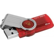 USB Flash memorija 8GB DT101 crveni KINGSTON