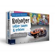 FRANZIS.de (ausgenommen sind Bücher und E-Books) Die große Baubox Roboter selber bauen & erleben