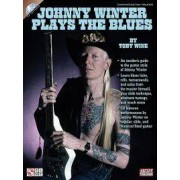Cherry Lane Music Johnny Winter Plays the Blues