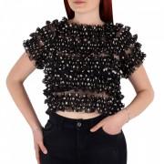 Tricou pentru dame cod P8875 Black