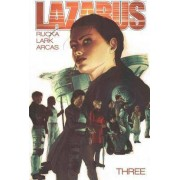 Lazarus Volume 3: Conclave by Greg Rucka