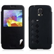 USAMS Flip-Case Cloud Series Preview for Galaxy S5 black