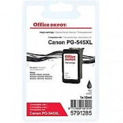 Office Depot Compatible Canon PG-545XL Ink Cartridge Black