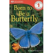 Born to Be a Butterfly, Paperback/Karen Wallace