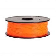 Filament pentru Imprimanta 3D 1.75 mm PLA 1 kg - Portocaliu