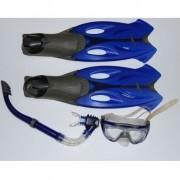 Set scufundari - labe, ochelari, tub Speedo