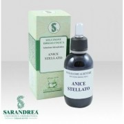 Anice stellato soluzione idroalcolica gocce gtt 60ml integratore alimentare a base di estratti vegetali sarandrea