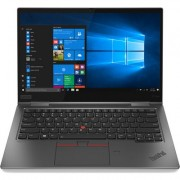"Лаптоп Lenovo ThinkPad X1 Yoga (4th Gen) - 14"" 4K UHD IPS Touch, Intel Core i7-8565U, Iron Grey, LTE"