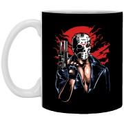 Jason Will Be Back - 11 oz. White Mug - 315