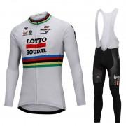 Ropa de Ciclismo Larga Lotto 2019